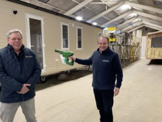 Sunseeker Holiday Homes offer safe-cation for Holiday Parks